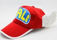 Hat factory Mixed wholesale Allah's anime wings angel cap adult children cartoon cap, children's  day gift, 10pcs/lot