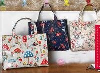 2014 new cath floral bag women shoulder handbag vintage ladies purse shopping bag famous brand 5 colors