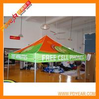 3X3 custom tent with printing -Uk,De,Fr,Be,Se,DK,Netherlands,Switzerland,Italy