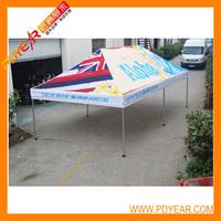 3X6 custom tent with printing -Uk,De,Fr,Be,Se,DK,Netherlands,Switzerland,Italy