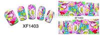 10pcs/lot NEW ARRIVAL!!! Free Ship Wholesale Fashion Nail Film, Nail Patch Foils, water decal Art Sticker