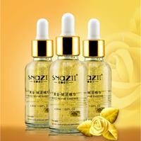Min Order 10$ Powerful 24K Gold Active Revive Essence Serum Whitening Moisture Reduce Wrinkle&Spot firming Face Skin Care 30ML