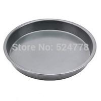 round  9 inches Round Non-stick Iron Cake Mold pie pizza pan