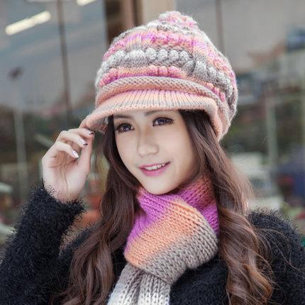 Женские шарфы, Шапки, Комплекты Duiwei 4 , SHG07 w007