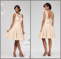 2014 Lovely Charming Elegant A-Line Sleeveless Sweetheart Lace Long Bridesmaid Dresses for Wedding Custom Made Any Size&Color