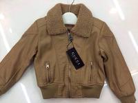 Free  Shipping  2014  New  Retail  Brand  fashion  autumn/winter  children's coat  long  sleeve  turn-down  collar  boy's  coat