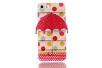 Soft Umbrella TPU Case Cover For iPhone 5 5S