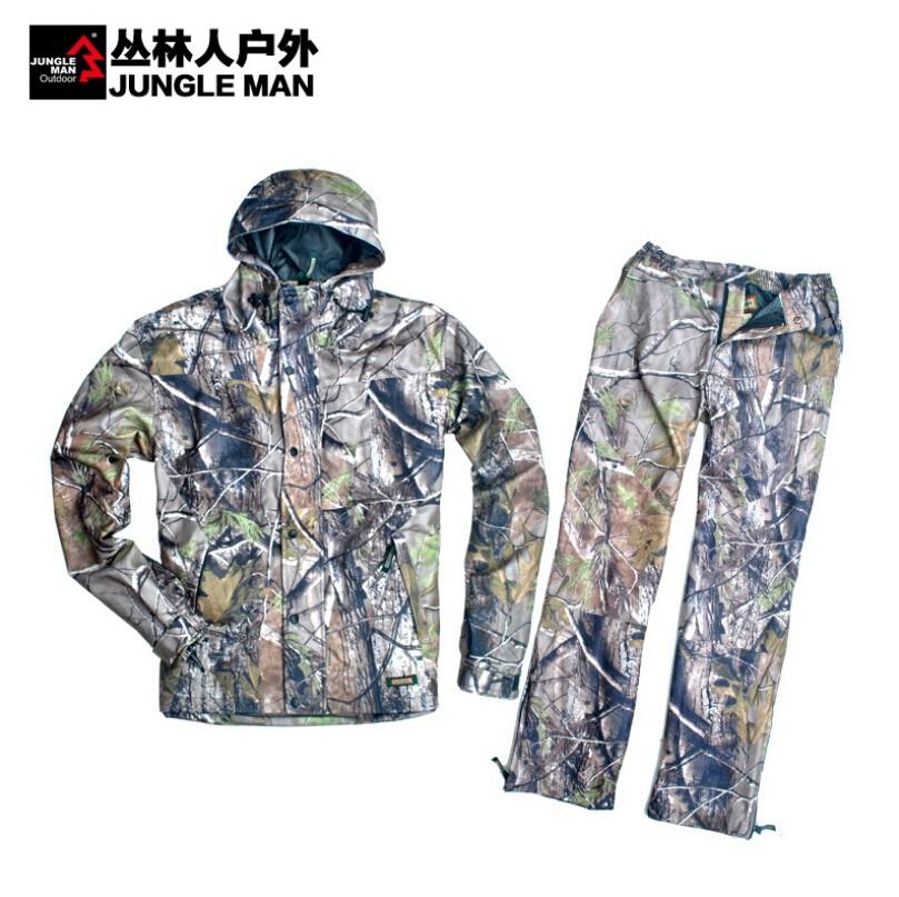 Демисезонный костюм для охоты (осень-весна) - NovaTex