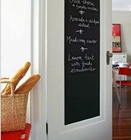 With Free 5 Chalks! Kid Wall Sticker Blackboard Decal Vinyl Chalkboard Wall Sticker Home Deco Great Gift for Kid Room FK871243