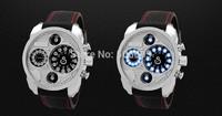 Drop shipping brand-name men Quartz watch movement style Super car design spirit of sports Selling fashion logo watch