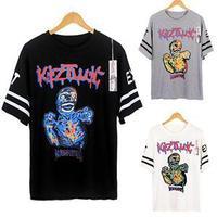 2014 New Fashion Brand Hip pop KPOP G-dragon GD Jiyong Bigbang SAME TYPE short-sleeved Tees T-Shirts for Men