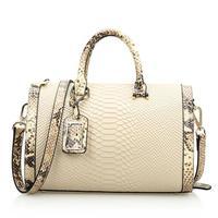 New Genuine Leather Women Handbag Crocodile Bolsas 2014 Fashion Shoulder Bags Embossen Women Messenger Bags Women Leather Bag