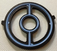 Mazda M6 oil cooler seal oil radiator pads,oil radiator sealing,Mazda M6 seal ring