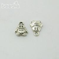 Animal Charms 10X13MM 50PCS/Lot Tibetan silver Penguin for pendant jewelry CN-ZN-47892,Yiwu