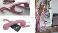 3.5mm Mic Shift 3 Retro POP Phone Handset Telephone For
