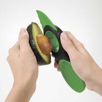 2014 High Quality Hot Sale New Avocado Slicer Fruit Slicer Avocado Peeler Fruit Processor Good Grips Free Shipping