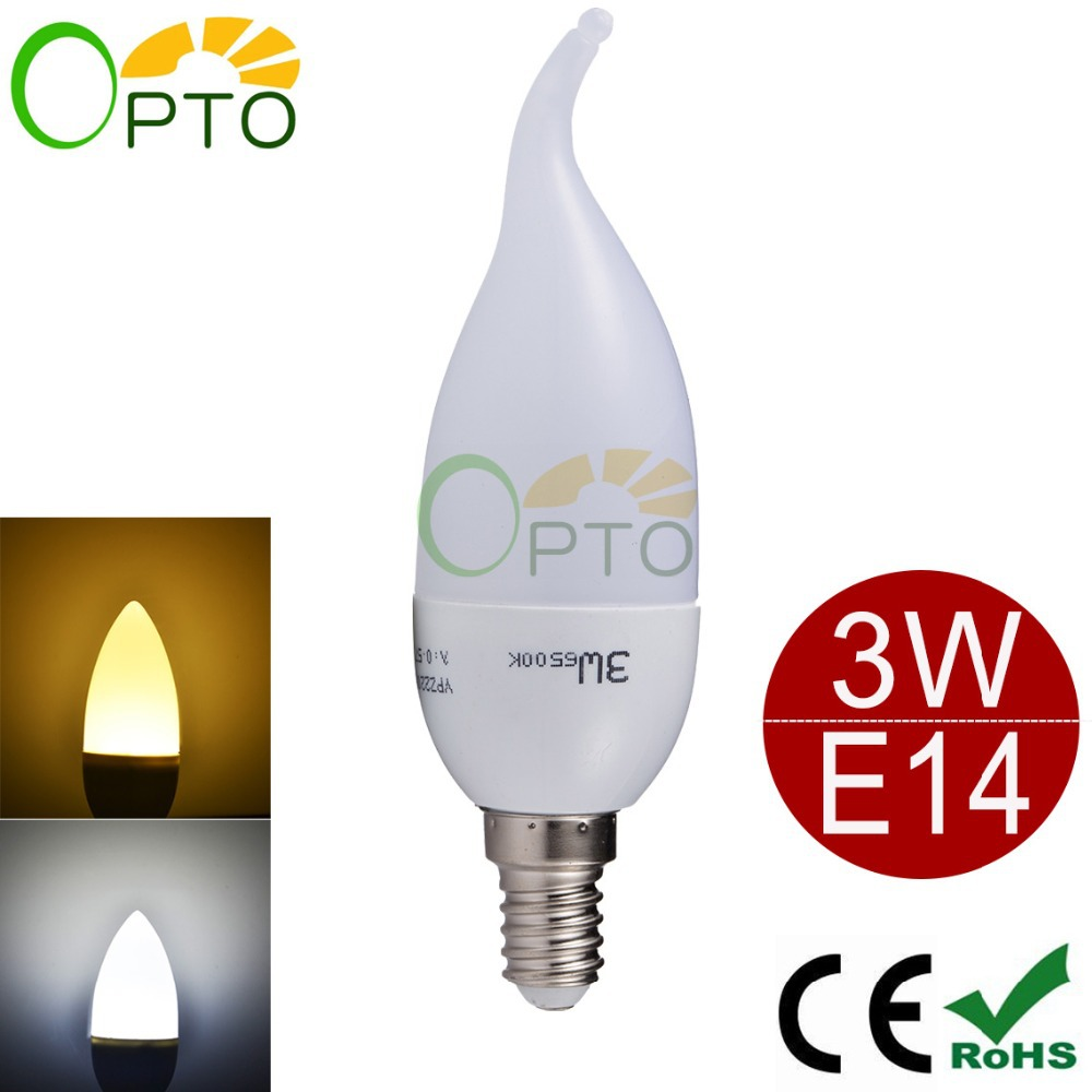 New Design LED Candle Lamp E14 3W 10pcs Epistar chip High Brighness SMD2835 LED Candle Bulb light indoors Saving and beauty(China (Mainland))