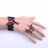 vintage jewelry butterfly ruby stone bijuterias no atacado bijuterias pulseiras bracelete women designer jewelry free shipping