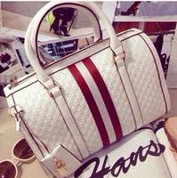 2014 autumn American bag for woman shoulder bags woman's drums handbag