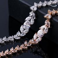 Bracelets For Women The Luxury Bracelet Quality / Fashion Crystal Jewelry Factory Direct Wholesale