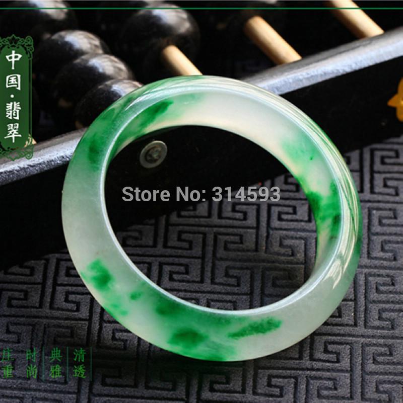 s1280 free certificate box jade pendants 100% natural jade bracelets bangle free shipping(China (Mainland))