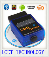 2 Years Warranty Newest MINI ELM 327 Bluetooth Vgate Scan OBD2 / OBDII ELM327 V1.5 Code Scanner