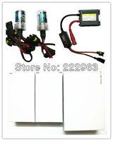 20sets/Lot 35W HID Xenon Kit  DC Slim ballast single bulb