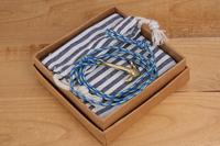 Free shipping 2014 lovers bracelet Miansai gold anchor bracelets for women birthday gift snap buttons for snap bracelets
