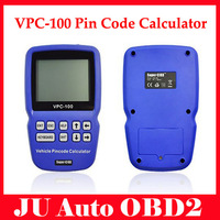 DHL Free! 2014 New VPC-100 Hand-Held Vehicle PinCode Calculator with 300+200 Tokens VPC100 Pin Code Calculator