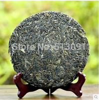 2014year China Yunnan Raw Pu'er Tea Cake 357g green Tea Sheng puerh New Tea Wholesale