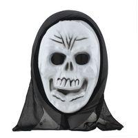 person props Halloween mask scream mask horror skull monolithic devil mask party mask 95700