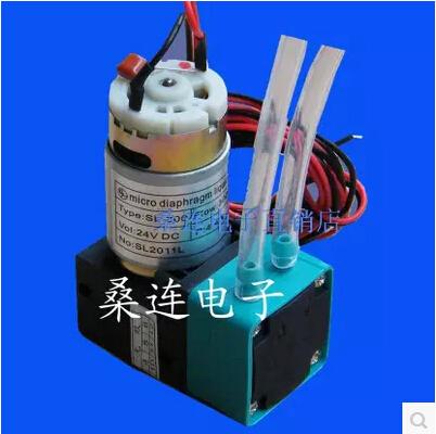 Free shipping Self priming pump Diaphragm pump Liquid pump with 12V small fountain pump electronic equipment model B DC pump(China (Mainland))