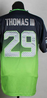wholesale 2014 Drift Fashion II Elite Seattle 29 Earl Thomas III Green Elite football Jerseys ,Size 40,44,48,52,56,mix order