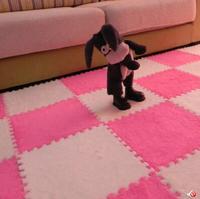 Carpet Warm Mat Washable Bedroom/Living Room/ Teapoy Carpet Foam Child Rug Free Shipping