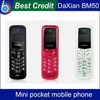 New arrival! Daxian BM50 Bluetooth Dialer Universal Car stereo mini headphone pocket phone earphone/Kate