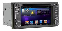 Car DVD for Toyota RAV4 COROLLA Previa VIOS HILUX Prado Terios Land Cruiser with Pure android 4.2.2 dual Core CPU:1G RAM:1G WIFI