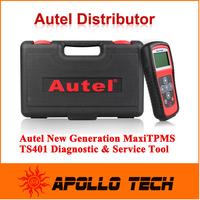 [3pcs/lot] Wholesales Autel MaxiTPMS TS401 TPMS diagnostic & service tool Univeral Pressure Tire Monitor System Diagnostic Tool