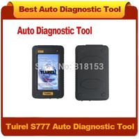Tempting Price Top-Rated Quality  HOT! Professional Auto Diagnostic Tool Tuirel S777 Auto Diagnostic Tool Support Multilanguages