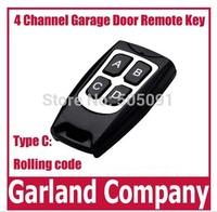 Rolling code remote control car alarm remote control key duplicator self learning remote control wireless remote control key