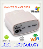 2 Years Warranty WIFI Newest ELM327 wifi Original Vgate iCar elm327 elm 327 WIFI OBDII OBD2 For Android IOS PC iPhone iPad Car