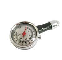 New Auto Motor Car Bike Tire Air Pressure Gauge Dial Meter Vehicle Tester ...Free shipping