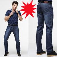 jeans 2014 men's fashion jeans men plus size denim new fashion brand Men's pants trousers Factory producing hot denim jeans