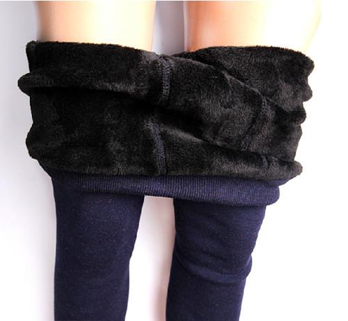 купить Женские леггинсы Thickening leggings L651 winter pants по цене 1216 рублей