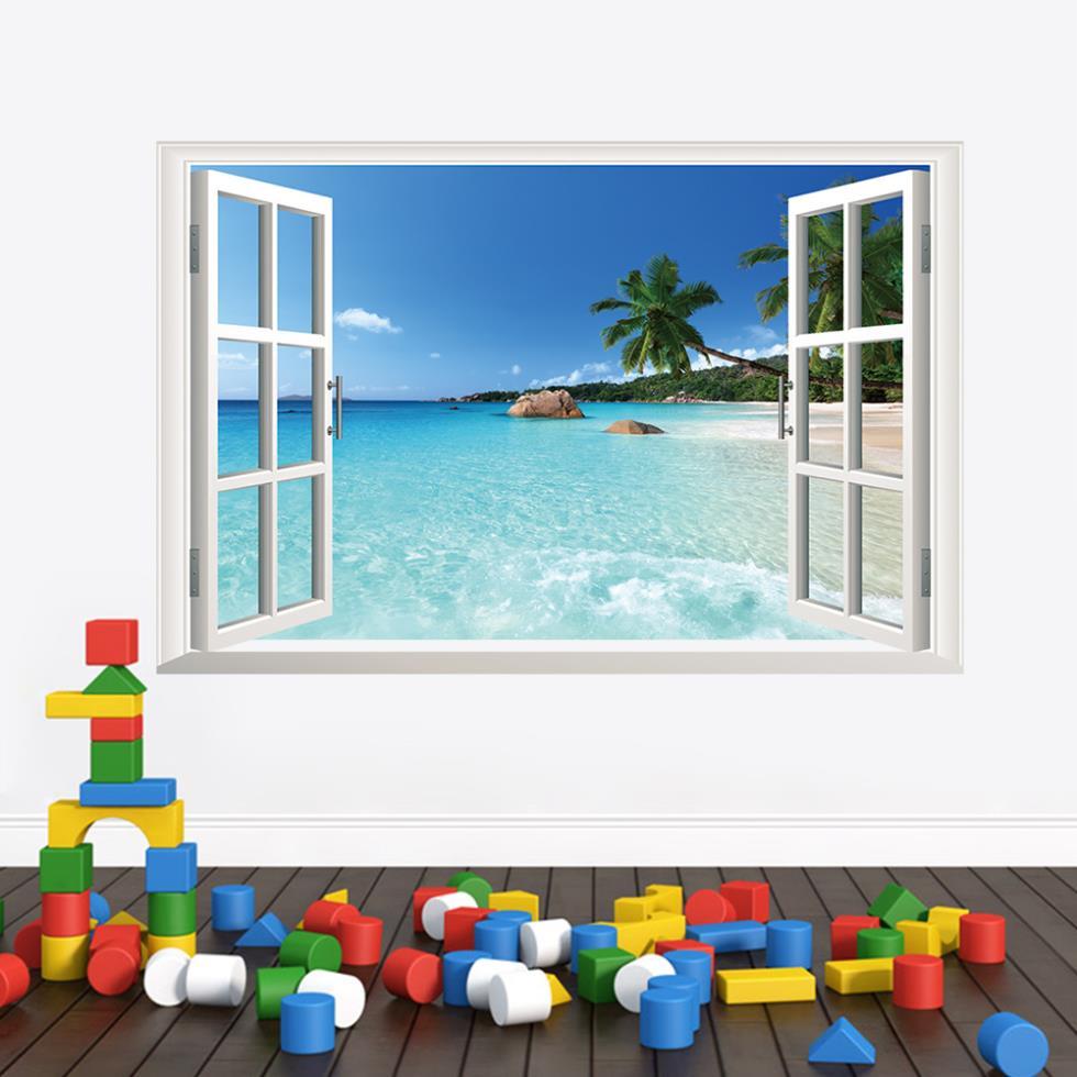 Фото - Стикеры для стен E-Top 35,4 * 23,6 ZY1430 3D ZYPA-1430-NN стикеры для стен e top 5281 zypb 8353 nn