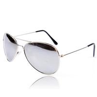 2014 Fashion Vintage SunGlasses Men & Women UV400 Protection Optical Shades Oculos Gafas Goggles Mirror Metal Rack Sun Glasses