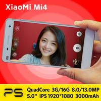 "5"" Original Xiaomi M4 Mi4 Mi 4 3G RAM JDI 1920*1080P 13MP Camera 3000mAh Qualcomm Quad Core Phone with IR Remote Controller"