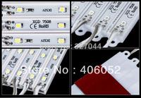 DHL free shipping Warteproof smd led modules 3528 , DC12V input, 20pcs a string, 1000pcs/lot
