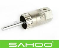 High quality SAHOO Tai Wan Original Bike Bicycle Repair Tools cassette freewheel sleeve