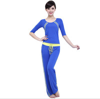 Professional hot sale women yoga sportwear,brand clothing set sport suit women/jogging suits for women/female sports clothing