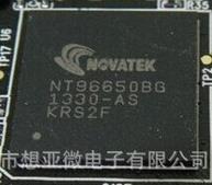 Free shipping ic chip NT96650BG NT96650 BGA big professional electronic component